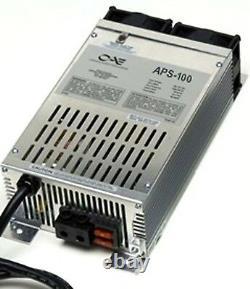 Cascade Aps 100 Amp 1340 Watts Pro Grade Alimentation Dual Volt Marine Ready
