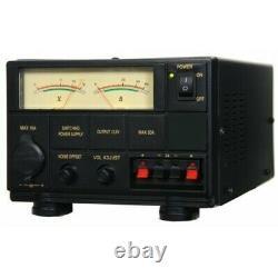 Cb Et Ham Radio Alimentation 50 Amp Alimentation 9-15v / 13.8v Fixe