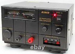 Cb Ham Puissance Radio Supply Alinco Dm-340 Mw 35 Ampères 9-15v / 13.8v