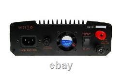 Cb Ham Radio Commutation D'alimentation D'alimentation LCD Ps30swv 30amp 9-15v 13.8vdc