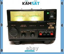 Cb Radio Ham Ssb Alimentation Pc-30-sw 30 Amp 220v Ac 50-60 Hz 8-15v DC