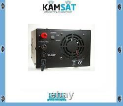 Cb Radio Ham Ssb Alimentation Qjps 30 Amp 220v Ac 50-60 Hz 9-15v DC