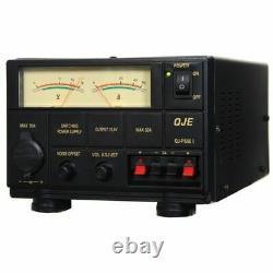 Cb Radio Ham Ssb Alimentation Sps-50-ii 8 Amp 220v Ac 50-60 Hz 9-15v DC