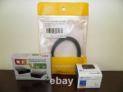 Colecovision Haut De Gamme 17 Watt 3.4 Amp Usb-c Alimentation