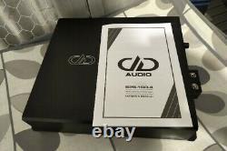 Conceptions Numériques DD Audio Sps-100.4 (220v)100 Amp Acdc Alimentation Électrique