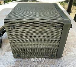 Eico 1078 Vintage Analog Variable Ac Alimentation 117 Vac 8 Amp Very Nice Cond