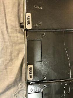 Eltek Valere 19 J Power Shelf, Deux Rectifieurs De 30 Ampères Et Carte Contrôleur Jf19