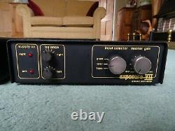Exposure VII Pre-amp & VII Power Supply Mm/mc Just Serviced At Exposure