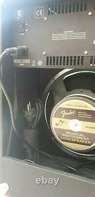Fender Champion 100 Guitar Amp Power Supply + Pied De Pédale (excellent Condition)