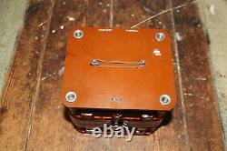 Ferranti 130h 400ma Choke / Inducteur Pour L'alimentation De L'amp ;