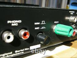 Fidélité Musicale Préampli II Classe A Mit Externem Avondale Power Supply- Mm/mc