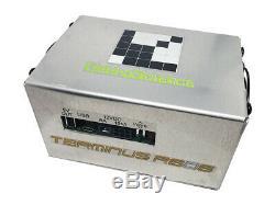 Gekkoscience R606 Pod Miner 750gh / S Sur Le Pouvoir 8amp Alimentation (6x Miner Newpac)