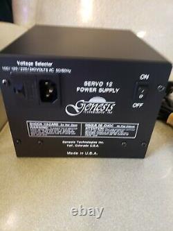 Genesis Technologies Servo 12 Alimentation D'amplificateur Subwoofer