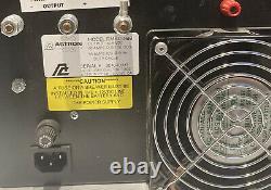 Govt Excès! Astron Rm-60m 60 Amp 19 Rack Mount Alimentation Électrique. Non Testé