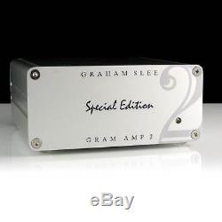 Graham Slee Gram Amp 2 Se MM Phono (alimentation Verte)