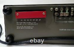 HP 6448b DC Alimentation Réglementée 0-600 VDC @ 0-1.5 Amp Sortie. Rénové