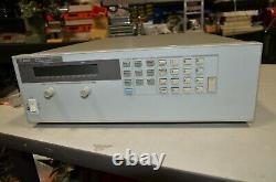 HP Agilent 6574a 60 Volts 35 Amp 2000 Watt Power Supply System