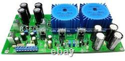 Hifi Dac R2r Preamp Power Supply Finished Board With 2pcs Talema 25w Transformer