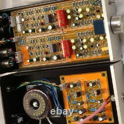 Hifi Mm/mc Phono Preamp+linear Power Supply Xlr/rca Out Phono Amp Pour Platines