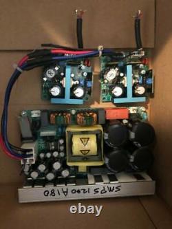 Hypex Smps1200 A180 Alimentation Électrique Et 2 Amplis Ucd180, Câblés Et Prêts