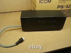 Icom Ps-125 DC Alimentation Pour Ic-756proiii Ic-746 Ic-718 13,8 VDC 25 Amp