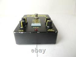 Initial Tech 21 Sansamp Amp Modeler Overdrive Effects Pedal Withpower Supply