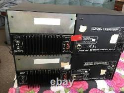 Ion Nexus Ma40 Puissance. Amp, Alimentation Tx750