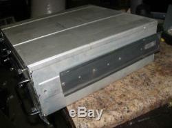 Itt Mackay Hf Amplificateur / Amp Alimentation Modèle Msr-6212 As Is, Lire Les Détails