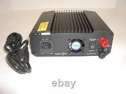 Jetstream Jtps30lcd Variable 9-15vdc 30 Commutation Amp Alimentation DC Compteur LCD