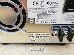 Kenwood Ps-60 DC Alimentation 25 Amp Amp Ts 590 2000 570 C Mon Othe Rham Radio Gear