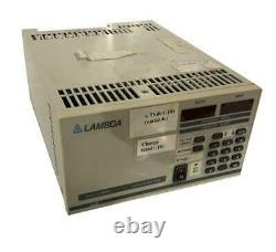 Lambda Lls8060 Alimentation 0-60 Volts @ 7 Amps