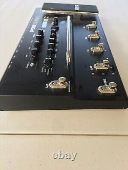 Ligne 6 Pod Hd300 Amp Modeler Multi Effects Pedal Processor + Alimentation