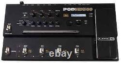 Ligne 6 Pod Hd300 Amp Modeling Guitar Multi Effects Pedal & Power Supply 400 500