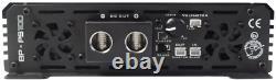 Massive Audio Bp-ps100 100 Amp Linkable Power Supply Tension Réglable 10v-16v