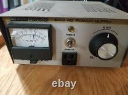 Modèle De Précision B&k 1653 Isolated Variable Ac Power Supply 0-150vac @ 2 Amps