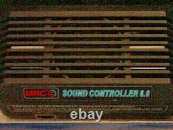 Mrc Prodigy Tech 6 Contrôleur Sonore 6.0 DCC Ou DC Tous Les Échelles 10 Amp Power Supplément
