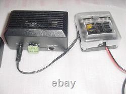 Mrc Prodigy Wireless DCC Avec Un Système D'alimentation Électrique Protégé De 10 Ampères