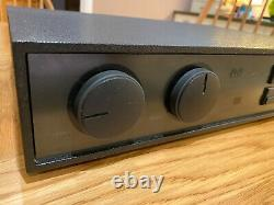 Naim Audio Nac 52 Pré Amp (pots-8) + Alimentation Supercap. État Fabuleux