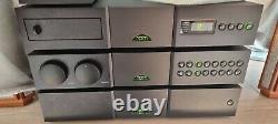 Nap Naim 200 Amp -nac 282 Pre Amp CDX 2 Lecteur CD Na Psc Alimentation Top