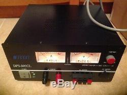 Nissei Ps-300 -le Ultime 30 Amp True- Linéaire Puissance Supply- Crafted Superbement