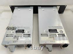 Nouveau Tait Data Radio Dual Power Supply Module X809-10-0000 30 Amp X 2 Fast Ship