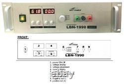 Nouvelle Alimentation DC 900 Watts 0-60 Volts 0-60 Ampères