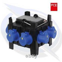 Pce Imst 32 Amp To 16 Amp 240 Volt Power Distribution Box (9030331)