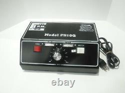 Ph Hobbies Modèle Ps10g Alimentation 10 Amp 200va Pour Une Utilisation Avec Des Trains À Échelle Ng