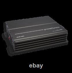 Powerbass Aps-100 100a 100 Amp Ac À DC Alimentation 120v 120 Volts