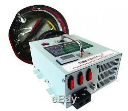 Powermax Pbmc-120-120 Amp 12 Volt Chargeur De Batterie D'alimentation