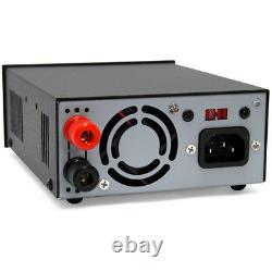 Powerwerx 30 Ampères De Bureau DC Alimentation Avec Powerpole Connecteurs Ss-30dv