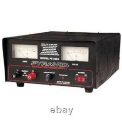Pyramid Audio Ps36kx 35 Amp Power Supply With Built In Cool Fan