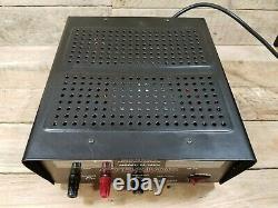 Pyramide Ps26kx Alimentation 25 Amp 6-15 Volt Avec Ventilateur De Refroidissement Grande Forme