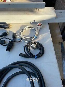 Quick 220v Systèmes 20amp Alimentation- Pas De Câblage 220v Convertisseur Avec Câble Supplémentaire